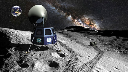 To the Moon: First Lunar Telescope in the Works
