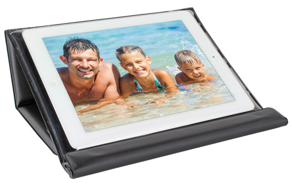 Repel iPad Case is Waterproof Up to 33 Feet