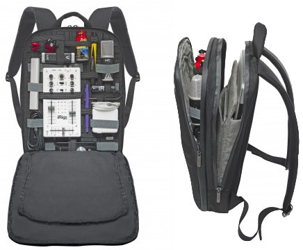 A Backpack for Gadget Lovers