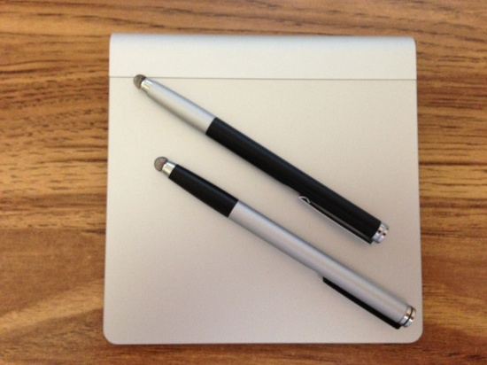 That Magic Touch: Use a Stylus on Your Apple Magic Trackpad – The
