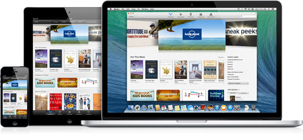 iBooks Preview