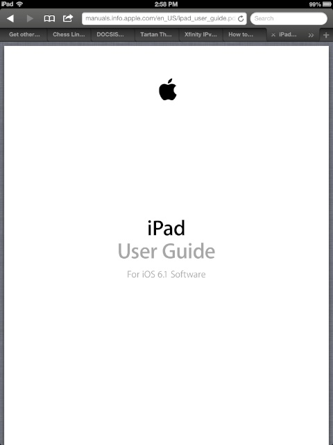 Pdf File Ipad Safari