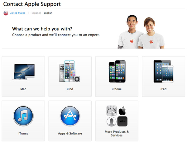How to Find Apple's New Online Chat Option for AppleCare