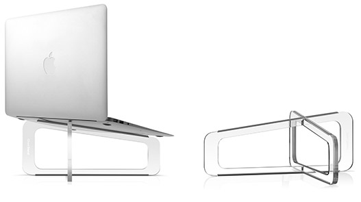 Twelve South Introduces GhostStand for MacBook Air and Pro