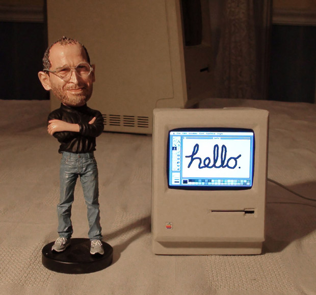 The 1/3 Scale Retro Tribute to Apple's Original Macintosh (that Works)