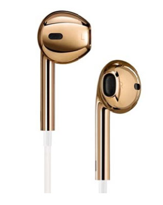 18K Rose Gold EarPods