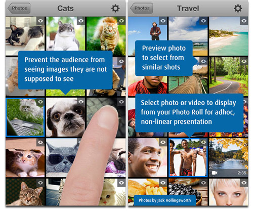 Show Only the Photos on Your iPhone or iPad You Want to Show