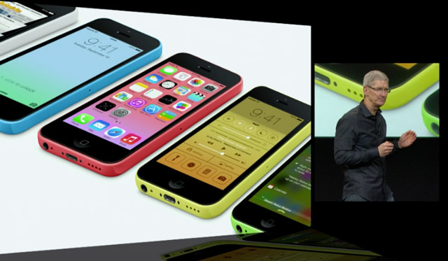 Apple Posts iPhone 5s and 5c Media Event Video