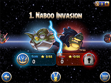 Get Your Force On: Angry Birds Star Wars II Comes to iPhone, iPad