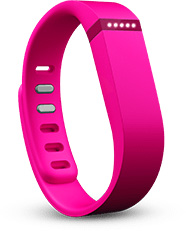 Fitbit Flex goes Pink for Breast Cancer Awareness Month