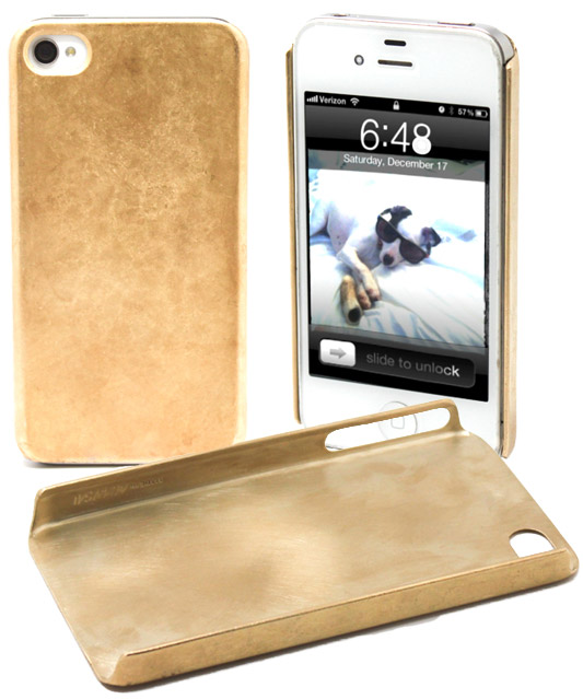 The $10,000 Solid Gold iPhone Case