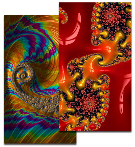Frax, Beautiful Way to Explore Fractals on your iPhone and iPad