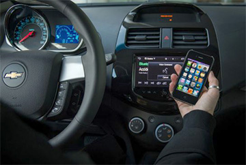 Siri Eyes Free support coming to more Chevrolet models in 2014