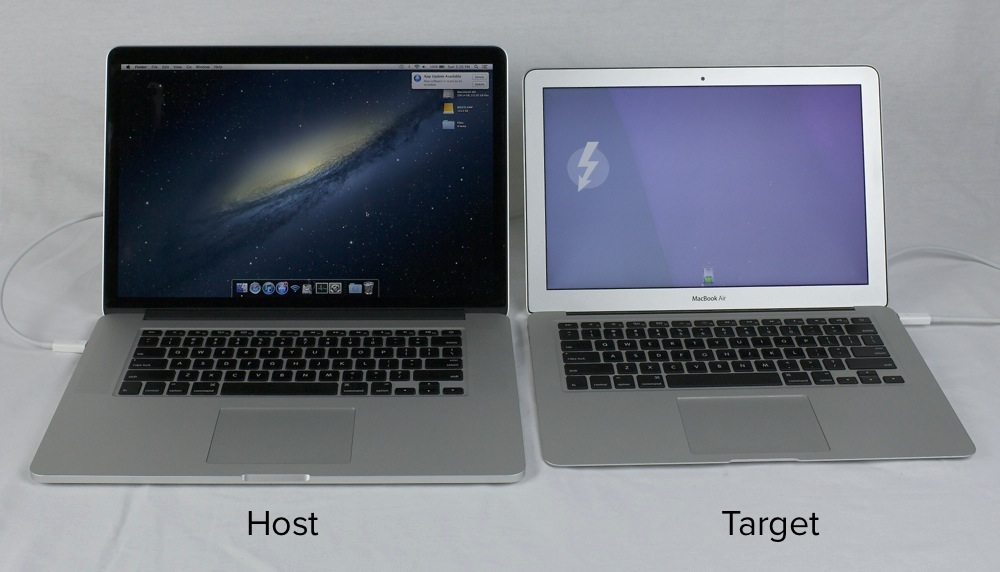 reputable site b3091 f08c2 How to Use Target Disk Mode to Boot From Another Mac's Hard Drive ...