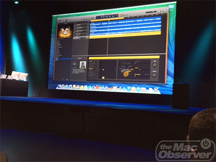 Apple rolls out new versions of iPhoto, iMovie, and GarageBand