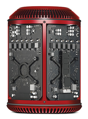 One-of-a-kind (Product)RED Mac Pro goes to Auction