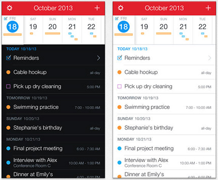 Fantastical 2 for iPhone gets Task Support, New Look