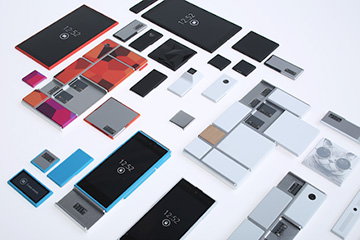 Motorola's Project ARA: Build your own phone