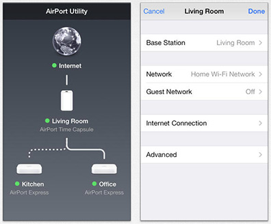 Airport Utility for iOS gets 64-bit support