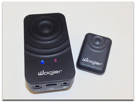 Woojer Kickstarter Project Lets You Feel the Sound