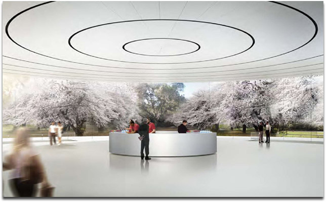 Wired Posts New Photos of Apple's Spaceship HQ