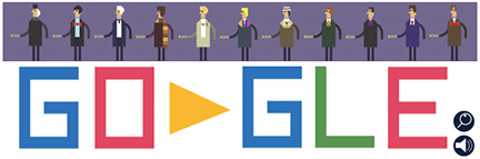 Doctor Who Google Doodle: It's 8-bit and it's a Game