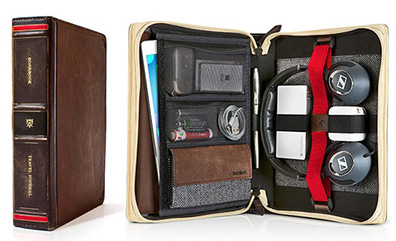 Twelve South's Book Book Travel Journal