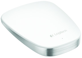 Logitech's Ultrathin Touch Mouse