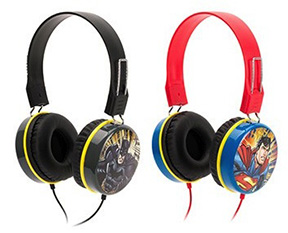 Griffin Justice League headphones