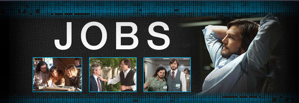 Ashton Kutcher's 'Jobs' Biopic Available on iTunes to Buy or Rent