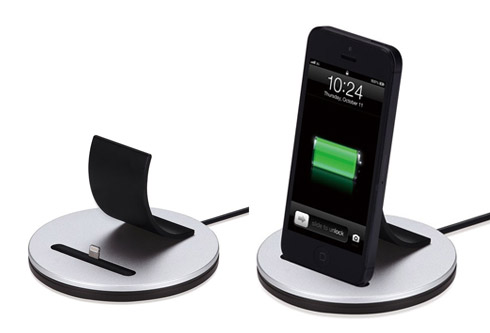 Just Mobile Announces AluBolt, a Lightning Dock and Stand for iPhone and iPad mini