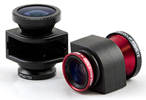 olloclip lenses for iPhone