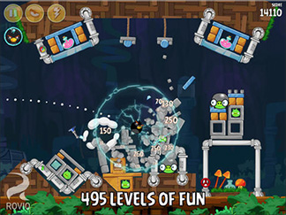 Angry Birds gets New Levels, Bird Powers