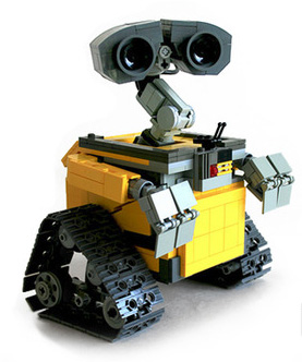 WALL-E gets a Shot at LEGO CUUSOO