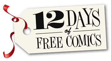 12 Days of Free Digital Comics