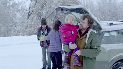 Apple's iPhone 5S Misunderstood holiday commercial
