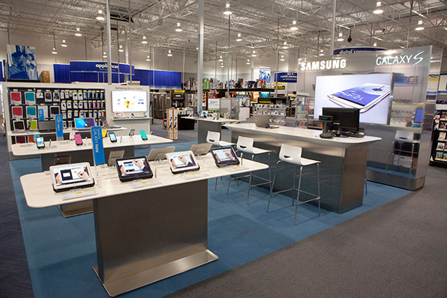 Samsung Store-within-a-Store