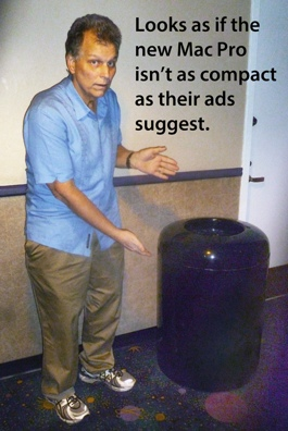 New Mac Pro: Maybe a Little Bigger than You Thought
