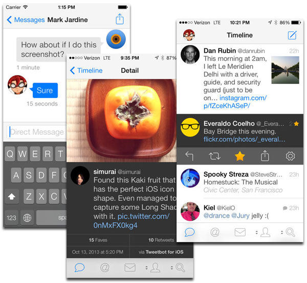 Tweetbot 3 Screenshots