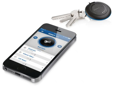 El Gato's Smart Key Tells Your iPhone Where Your Keys Are