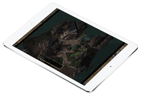 Baldur's Gate 2 Enhanced Edition iOS