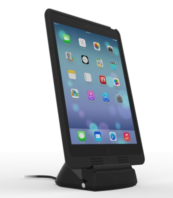 iPort's charging stand and case for the iPad Air and Retina iPad mini