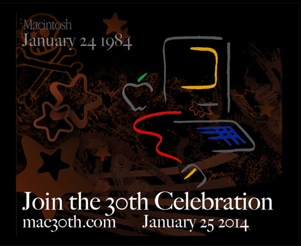 Celebrate the Mac's 30th Anniversary with Original Mac Team, Macworld All Star Band, More