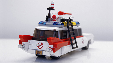LEGO's Next CUUSOO: Ghostbusters