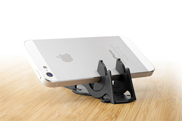 Pocket Tripod for iPhone: It's like a Tripod in Your Pocket