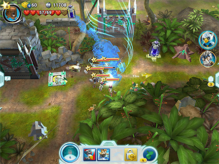 LEGO Legends of CHIMA Online Comes to iPhone, iPad