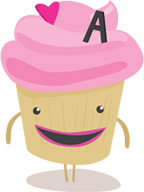 Cupcake Ipsum is like making words after a visit to Candy Mountain