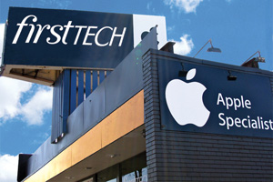 FirstTech was the first Apple II reseller, and is going out business after more than 35 years