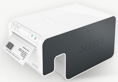Leitz Label Printer Combines iOS App and Wi-Fi for Ease of Use