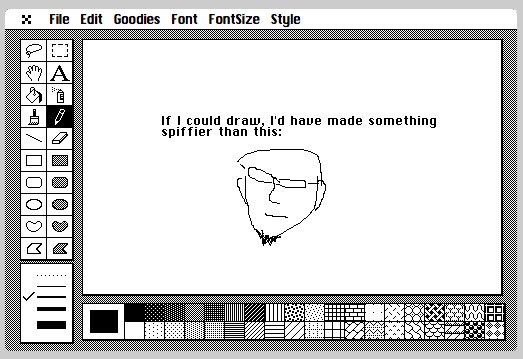 Finally! MacPaint Has Been Recreated For Your Browser